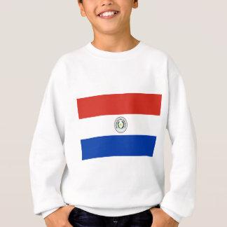 Coût bas ! Drapeau du Paraguay Sweatshirt