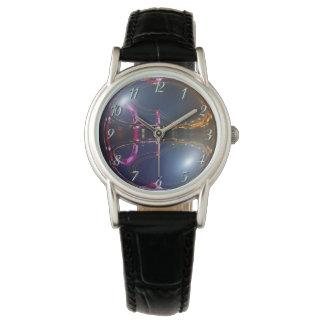 Coutume avec la montre pourpre 1089 par Zazz_it