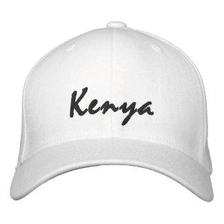 Coutume de casquette du Kenya