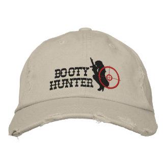 Coutume de chasseur de butin casquette brodée