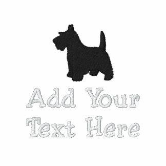 Coutume de chien de Terrier d'écossais