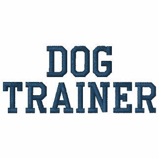 Coutume de formation de chien de fil de bleu polos