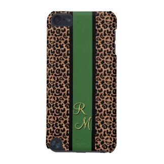 Coutume de motif de léopard décorée d un