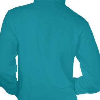 Coutume de sweat - shirt à capuche de chemises de sweats à capuche