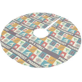 Coutume du pictogramme | de profession de jupon de sapin en polyester brossé