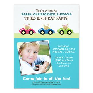 : coutume : Invitation de fête d'anniversaire