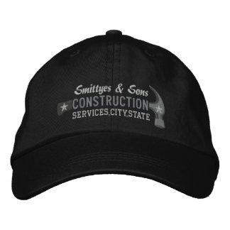 Coutume personnalisée pour votre entreprise de casquette brodée