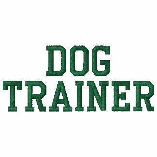 Coutume verte d'affaires de formation de chien de