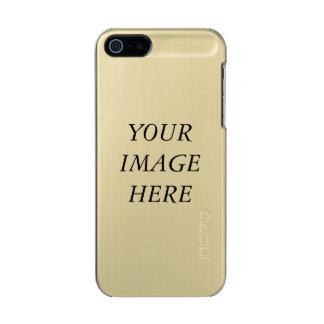 Coutume votre d'image cas de l'iPhone 5/5s ici Coque iPhone 5 Incipio Feather® Shine