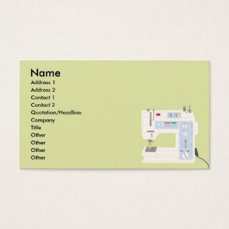 Couture - affaires cartes de visite