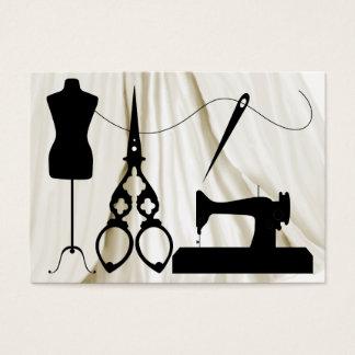 Couture/mode/ouvrière couturière - SRF Cartes De Visite