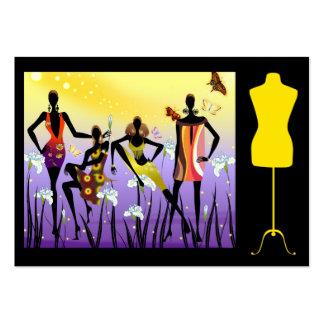 Couture/ouvrière couturière/mode - SRF Carte De Visite Grand Format