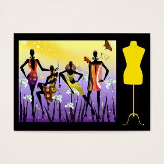 Couture/ouvrière couturière/mode - SRF Cartes De Visite