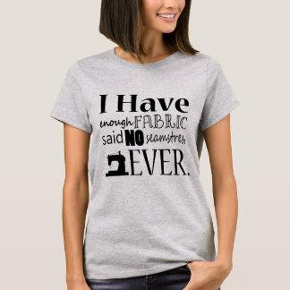 Couture • Pas assez de tissu • Métiers T-shirt