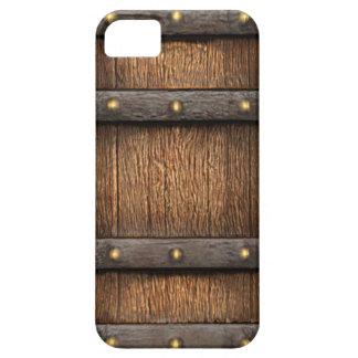 couvercle du coffre au trésor 3d étuis iPhone 5