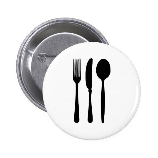 couverts fourchette couteau cuill re badge avec. Black Bedroom Furniture Sets. Home Design Ideas