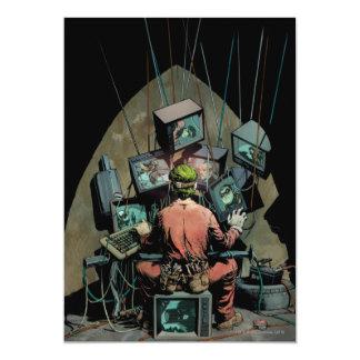 Couverture #14 de Batman vol. 2 Carton D'invitation 12,7 Cm X 17,78 Cm