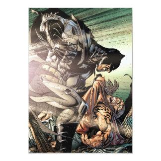 Couverture #18 de Batman vol. 2 Carton D'invitation 12,7 Cm X 17,78 Cm