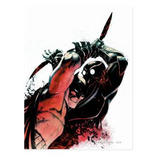 Couverture #3 de Batman vol. 2 Carte Postale