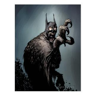 Couverture #6 de Batman vol. 2 Carte Postale