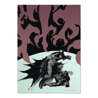 Couverture #7 de Batman vol. 2 Carton D'invitation 12,7 Cm X 17,78 Cm