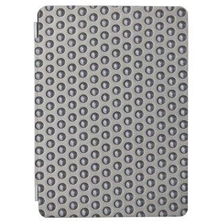 Couverture abstraite en métal 3d protection iPad air