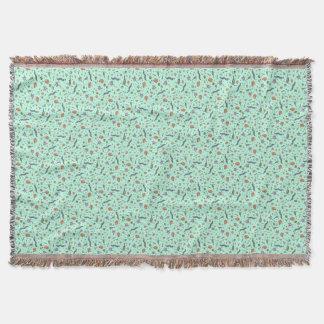 Couverture Animaux microscopiques dans le bleu