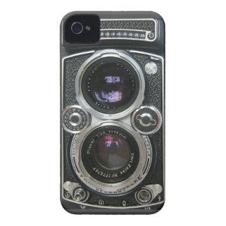 Couverture antique vintage de caisse d'appareil-ph coques Case-Mate iPhone 4