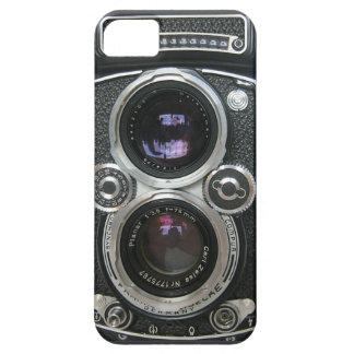 Couverture antique vintage de caisse d'appareil-ph coques iPhone 5