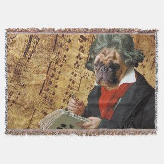 Couverture Barkthoven - le carlin de Beethoven