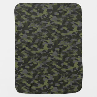 Couverture bébé Pattern Camouflage Couvertures De Bébé
