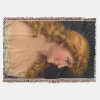 Couverture Belle copie du 19ème siècle de femme