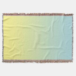 Couverture Bleu et jaune