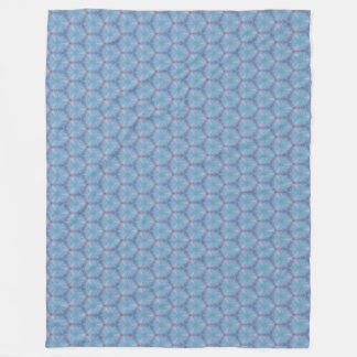 Couverture bleue de Caleidoscopic d'aile de