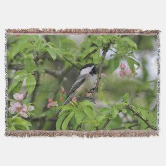 Couverture Chickadee au printemps