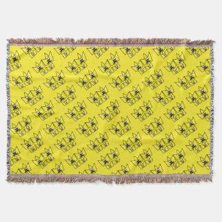 Couverture Couverture de laine - Famille