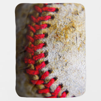 Couverture de bébé de base-ball