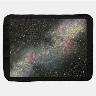 Couverture de bébé de galaxie