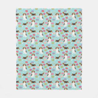 Couverture de butées toriques de beagle - motif