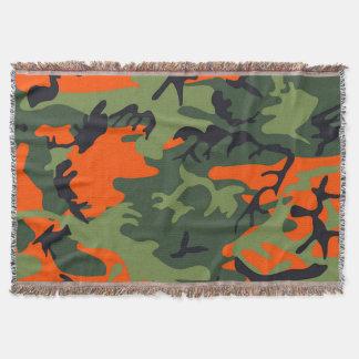 Couverture de Camo - cadeau de camouflage -