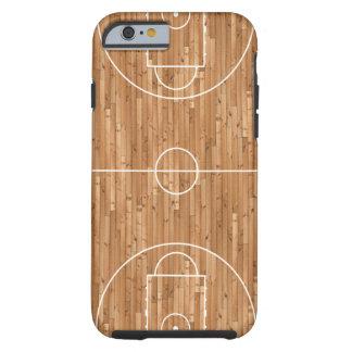 Couverture de cas de terrain de basket