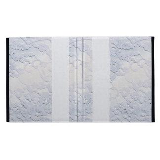 Couverture de folio d'iPad de dentelle Coques iPad