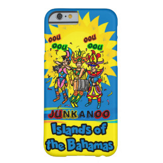 couverture de junkanoo d'iphone coque iPhone 6 barely there