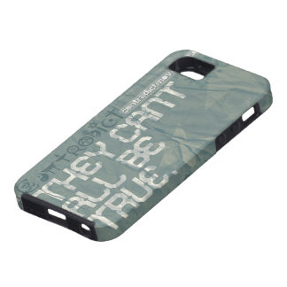 couverture de l'iPhone 5S - contredisez Coques iPhone 5 Case-Mate