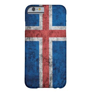 Couverture de l'iPhone 6/6s de drapeau de Coque iPhone 6 Barely There