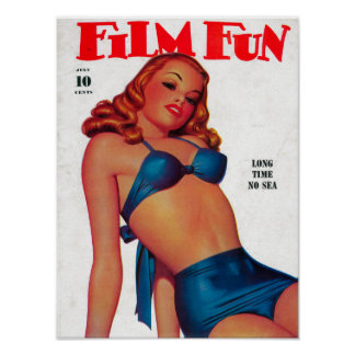Couverture de magazine d'amusement de film 4 posters