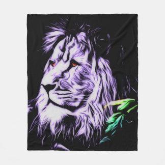 Couverture de milieu de lion
