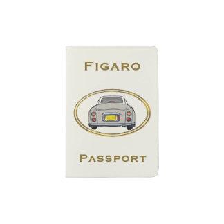 Couverture de passeport de voiture de Nissan Protège-passeport