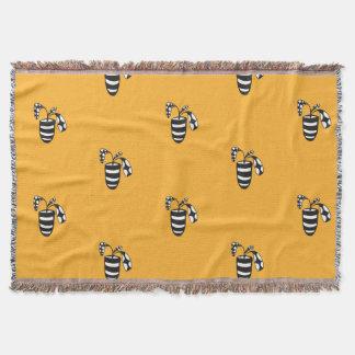 Couverture de planteur d'abeille
