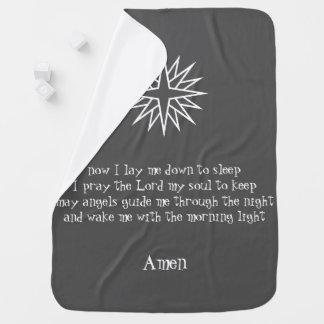couverture de prière de bébé couverture pour bébé